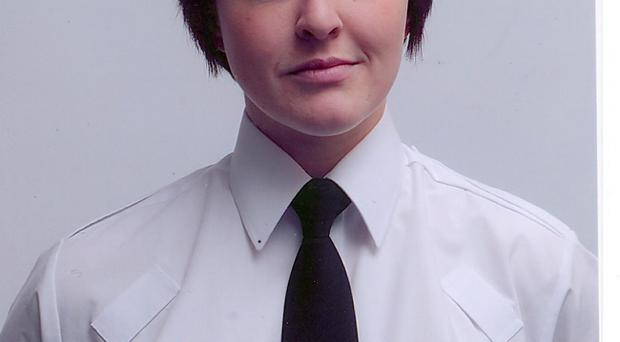 Constable Philippa Reynolds, aged 27. who was killed in the fatal collision in Derry on Saturday 9th February 2012