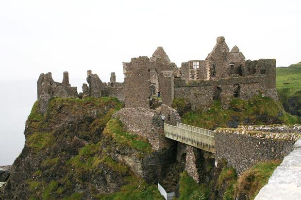 Dunluce Castle is being eyed as a spectacular venue for the gig