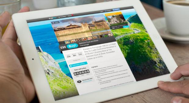 New travel website, GrabOne Escapes has just launched