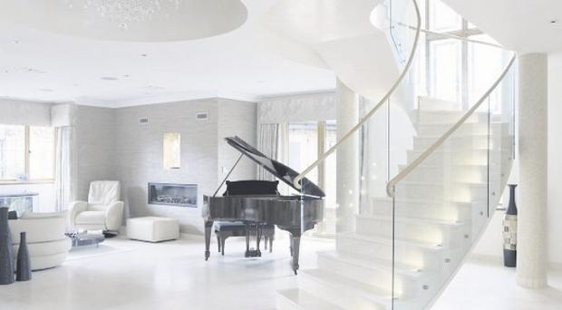Staircase from £15,000, Bisca