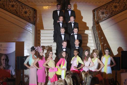 Action Mental Health Style at Stormont fashion show