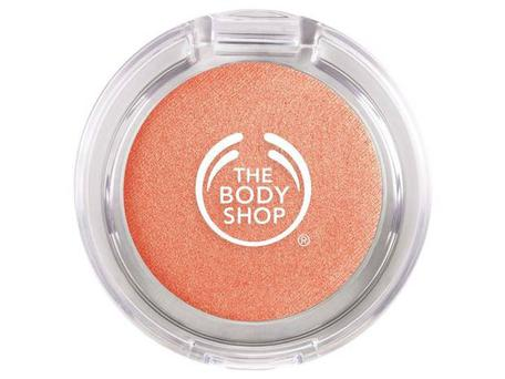 1. Colour Crush EyeShadow in Be My Clementine £7, The Body Shop, thebodyshop.co.uk Citrus shades of orange and yellow are a big trend for spring. Make the shades work in your make-up bag with this new eyeshadow from The Body Shop. The highly pigmented formula means you can create a vibrant look or something a little more demure.