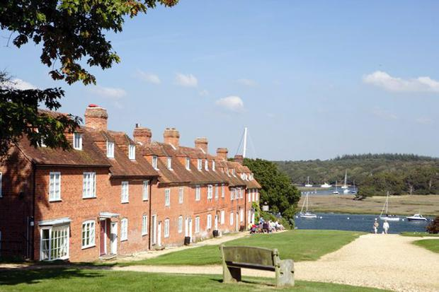 Buckler's Hard Maritime Museum, New Forest