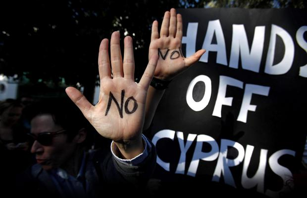 Trouble in Cyprus has not rattled markets yet