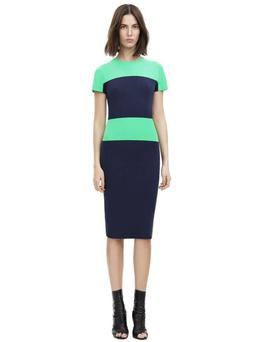 Model wears: ICON dresses from £1,050, victoriabeckham.com