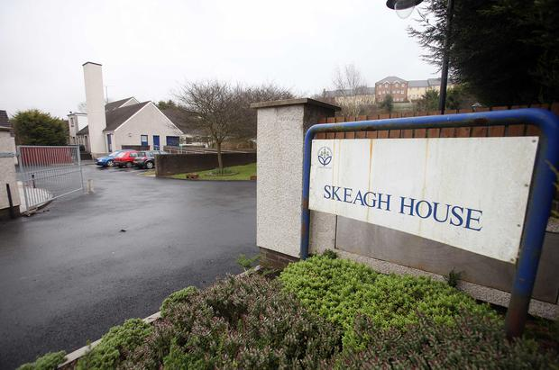 Residents of Skeagh House in Dromore, Co Down have had to be evacuated