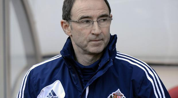 Martin O'Neill parted company with Sunderland after 16 months in charge