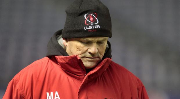 Mark Anscombe looks ahead to Ulster's clash with Saracens