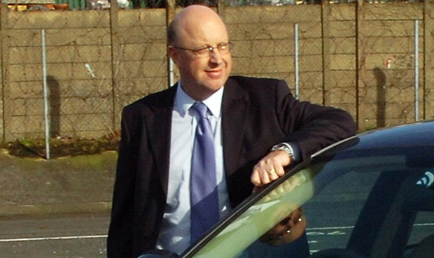 Stanley Duncan (57) was chief executive of the Driver and Vehicle Agency (DVA)