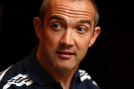 Harlequins director of rugby Conor O'Shea has ruled himself out of contention to replace Declan Kidney as Ireland head coach