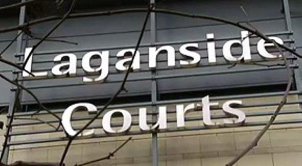 Paramilitaries warned one of two alleged drug dealers he had 48 hours to leave his home or else be executed, a court has heard