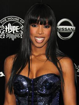 House Of Hype's 2011 MTV Video Music Awards After Party - Arrivals...LOS ANGELES, CA - AUGUST 28: Recording artist Kelly Rowland attends the House of Hype's 2011 MTV Video Music Awards After Party at the SLS Hotel on August 28, 2011 in Los Angeles, California. (Photo by Frederick M. Brown/Getty Images)