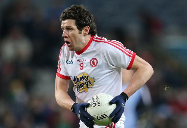 Sean Cavanagh says Tyrone can lay down a marker for league crown
