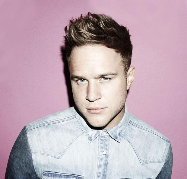 Undated Handout Photo of Olly Murs.