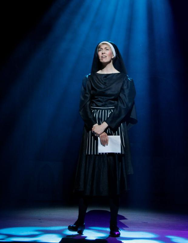 In-habit: a packed Opera House turned out for the St Agnes's musical