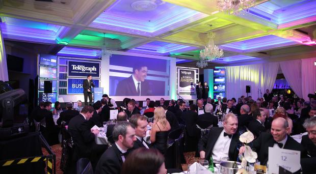 Belfast Telegraph Business Awards celebrate the cream of commerce, retail and industry in Northern Ireland