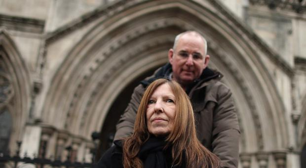 Anne Williams, who fought for the new inquest into her son Kevin's death in the 1989 Hillsborough tragedy, has died, April 18, 2013 at the age of 62