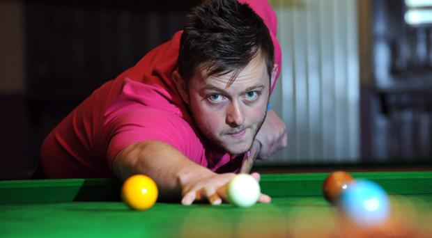 Stephen Hendry has tipped Mark Allen (pictured) to shine at the Crucible
