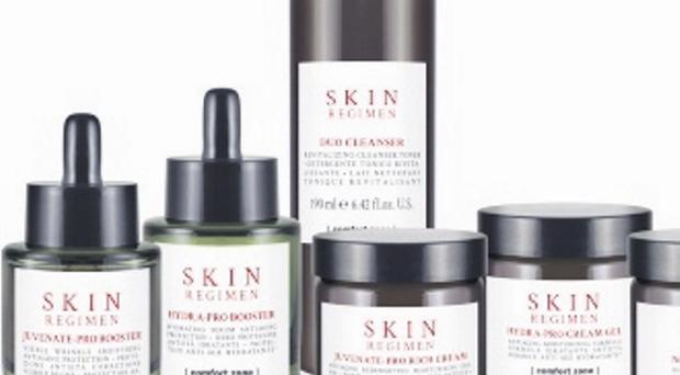 Skin Regimen by Comfort Zone collection, from £22