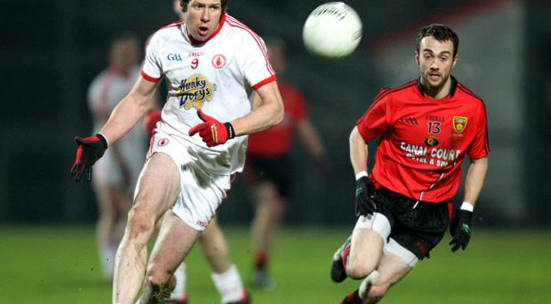 Sean Cavanagh (left) feels that the Red Hands have the talent to again make their mark
