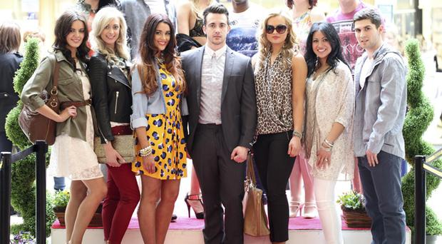 ACA Models wearing new season looks from Fairhill retailers