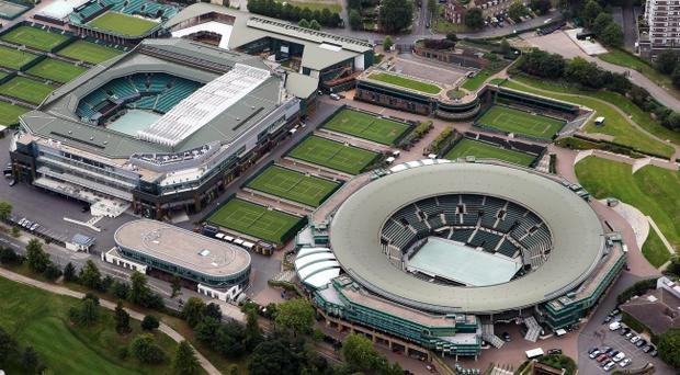 The Wimbledon All England Lawn Tennis Club has announced plans to build a retractable roof above Court One ahead of The Championships in 2019