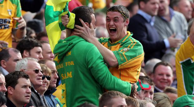 Donegal supporters will be hoping for more Championship success this year