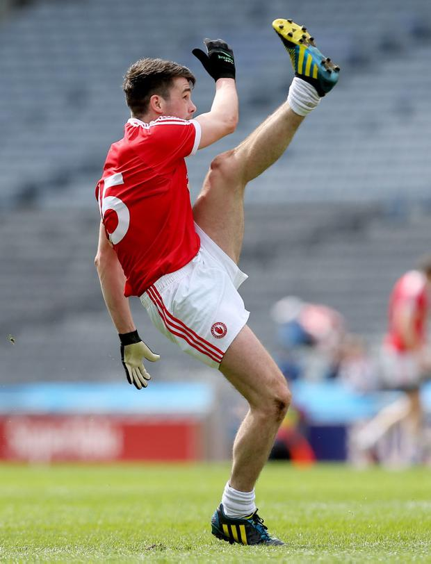 Darren McCurry's finishing skills can bolster Tyrone's bid to land the Allianz League trophy