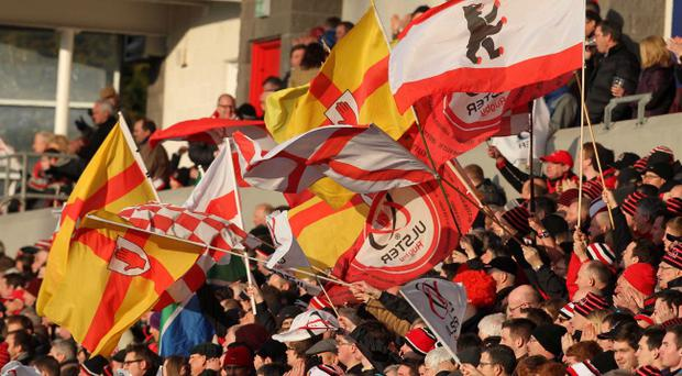 Ulster have enjoyed a total attendance of more than 100,000 at Ravenhill so far this season