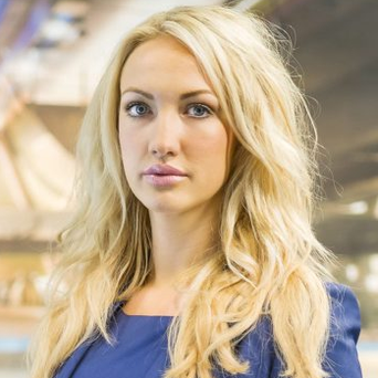 Leah Totten is among the favourites to win this year's series of The Apprentice