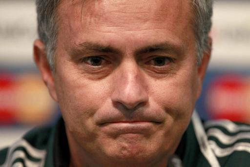 London calling: Jose Mourinho has fuelled speculation that he will be returning to Chelsea next season