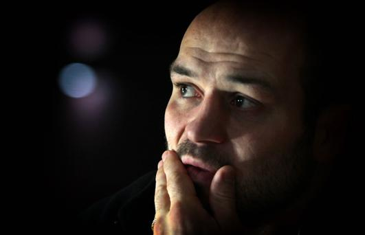 Rory Best didn't know he'd been left out of the Lions tour until he saw the expressions on the faces of Ulster