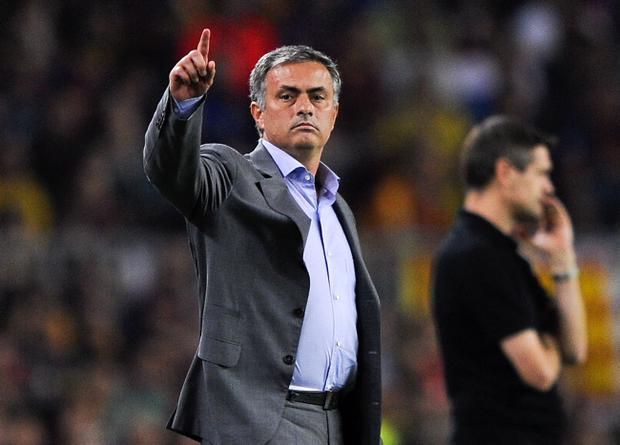 Chelsea fans want Jose Mourinho back as manager