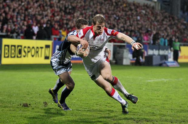 Ulster 37 Cardiff Blues 13