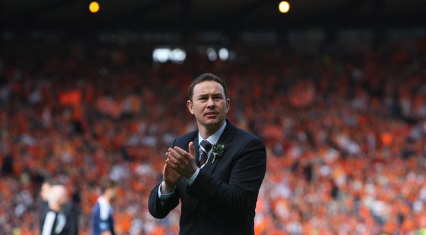 Derek Adams has performed miracles with Ross County