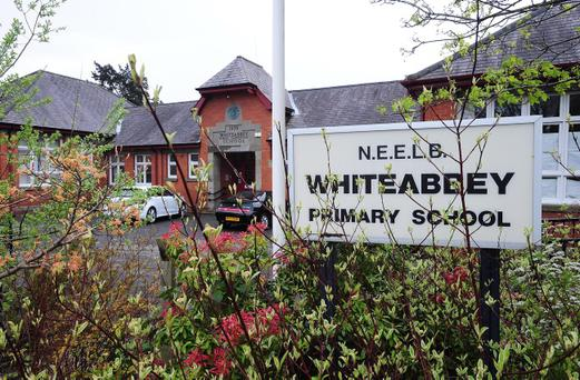 Ruby Dench was in her final year at Whiteabbey Primary School.
