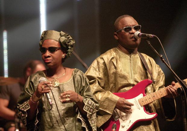 Amadou & Mariam have sung with some of the biggest bands in the world