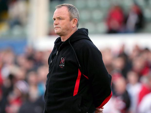 Ulster head coach Mark Anscombe has signed Bronson Ross