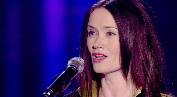 Carla Maney - appearing on The Voice