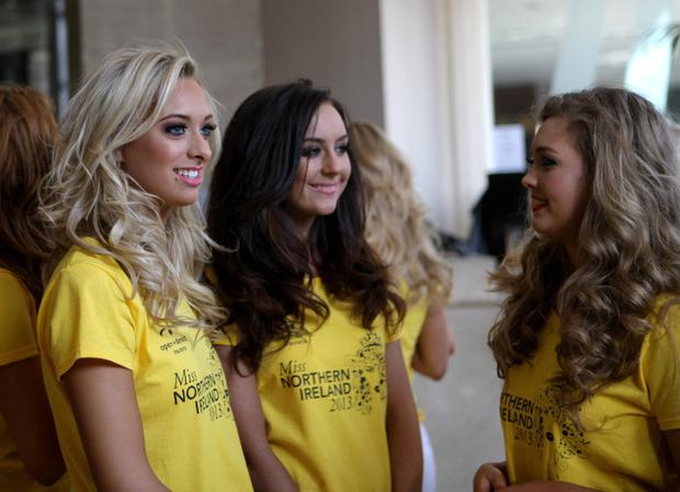 The nationwide search to find a fresh face to represent Northern Ireland at Miss World