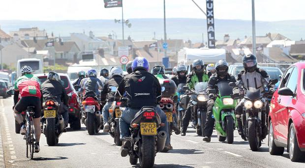 North West 200 - May 2013