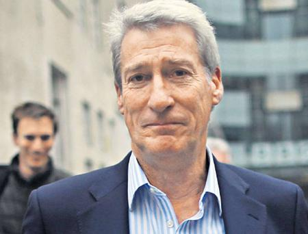 Jeremy Paxman to quit BBC Two's Newsnight after 25 years