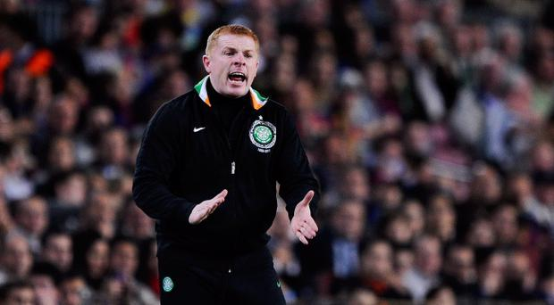 Neil Lennon can become only the fifth man to win a Scottish double as player and manager