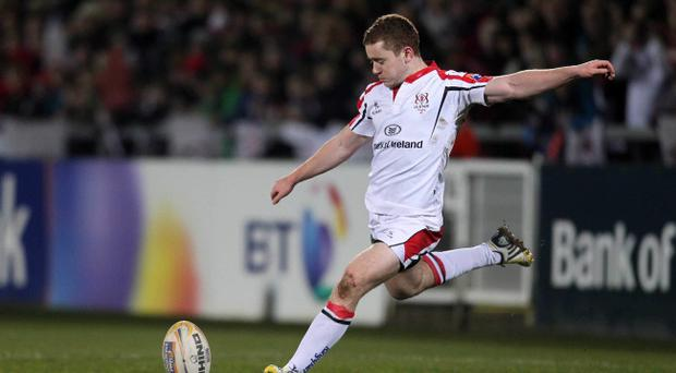 The boot of Paddy Jackson could be crucial to Ulster's hopes in the Saturday's PRO12 decider
