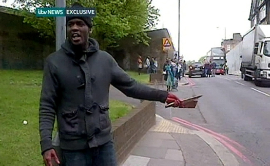 Woolwich horror: Lee Rigby murder suspect Michael Adebolajo