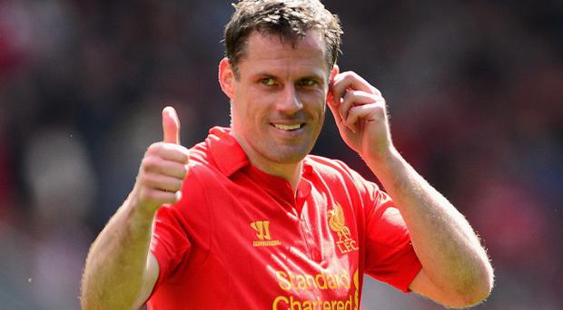 Jamie Carragher retired from football at the end of the season
