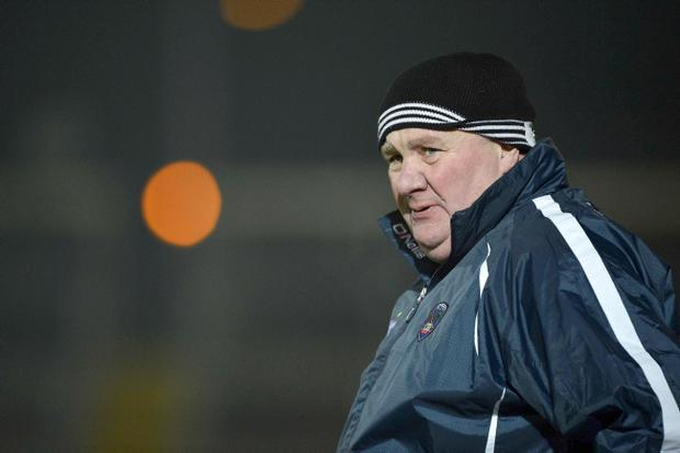Armagh boss Paul Grimley