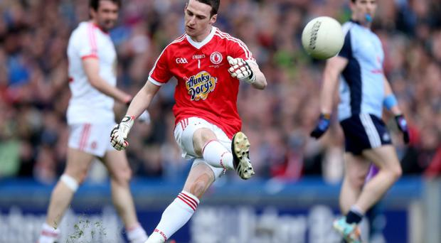 Niall Morgan is out to punish Donegal with his kicking