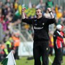 Donegals Manager Jim McGuinness