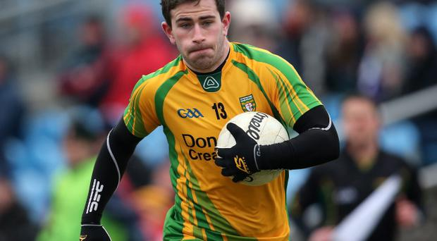 Paddy McBrearty's move further upfield was pivotal in Donegal's win over Tyrone